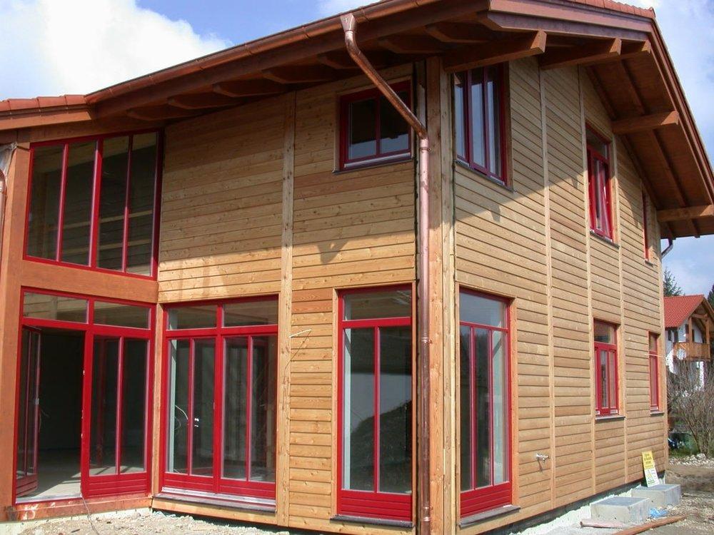 Einfamilienhaus, Vagen, BJ 2002