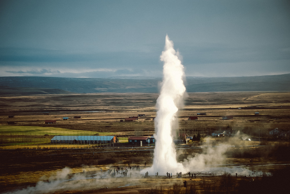 Strokkur, Iceland. Nikon D60 | 18-105 | F5 - 1/80th - iso200