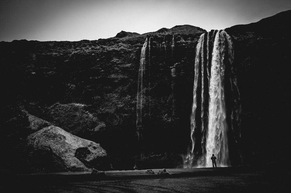 Selandjafoss, Iceland.  Nikon D90 | 24mm | F2.8 - 1/400th - iso200