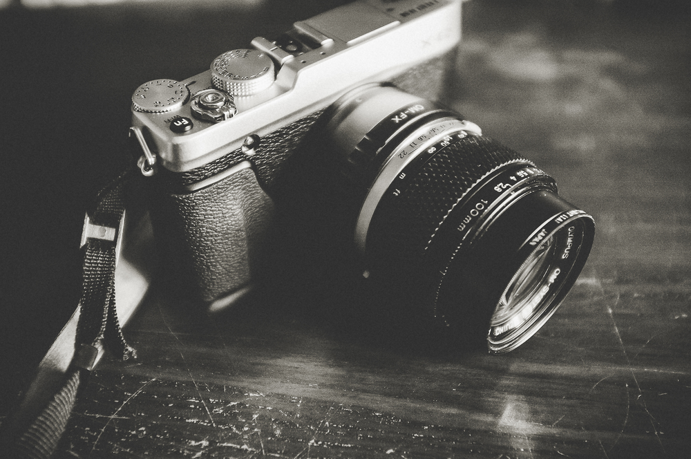 Fuji XE-2 | Adapted OM 100mm F2.8 Lens