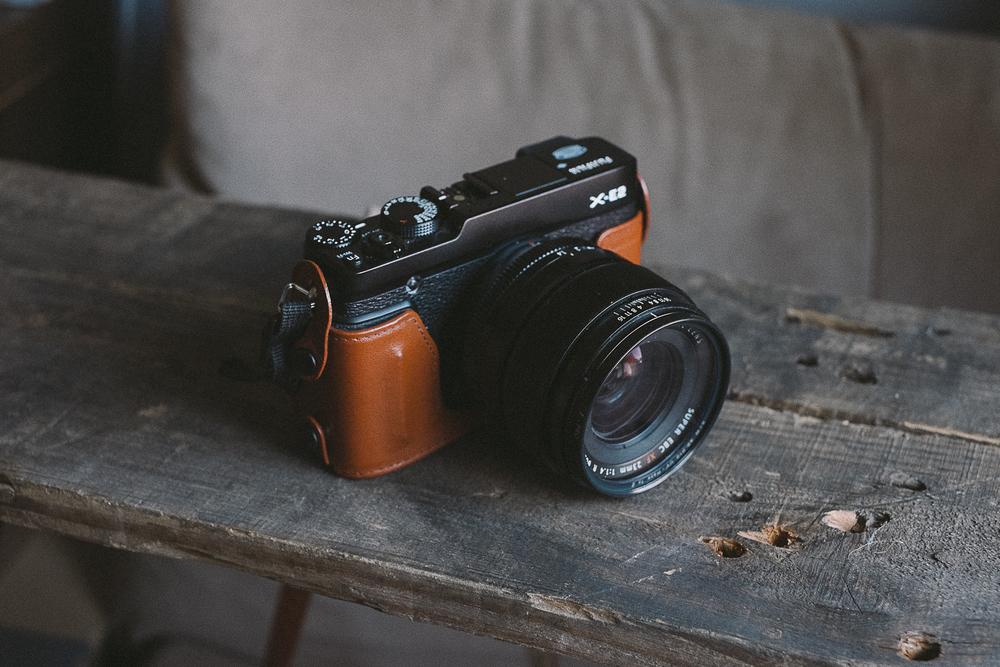 The 23mm on the Fuji X-E2