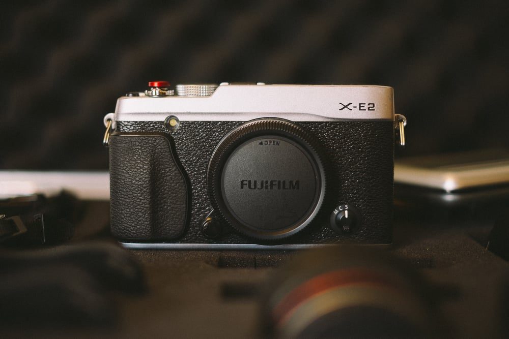The Fuji X-E2 Firmware update review.