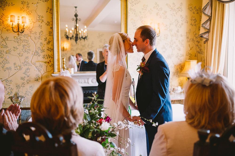 Dewsall Court wedding photographer