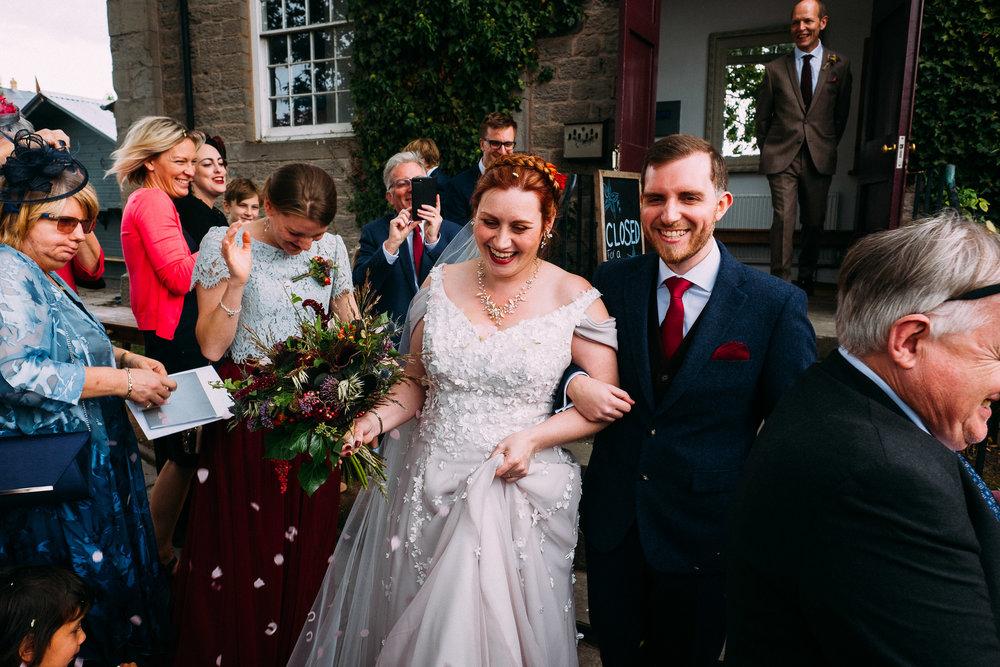Hay on Wye Wedding Photographer