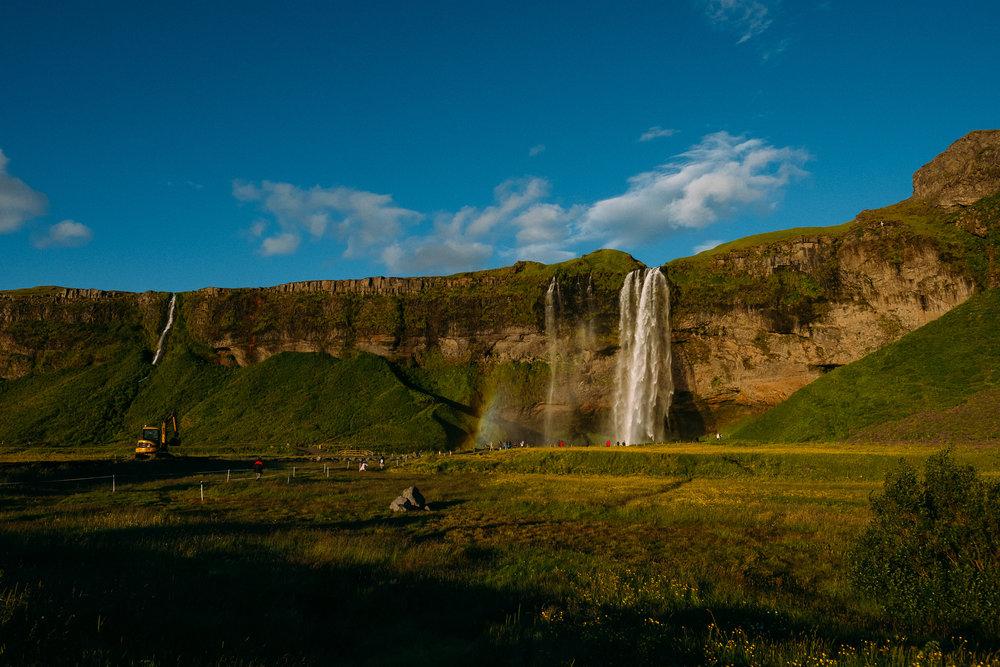 Seljalandsfoss -  [63.6156188,-20.0586104]  Fuji X-H1 + 16mm 1.4 lens