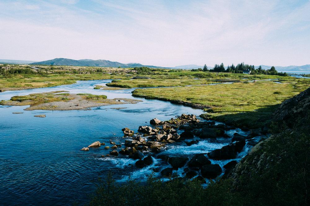 Thingvellier National Park  [64.4316607,-21.6143227]  Fuji X-H1 + 23mm 1.4 lens