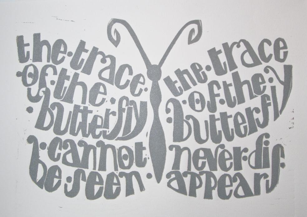 """The Butterfly"", Valeria Brancaforte 2014"