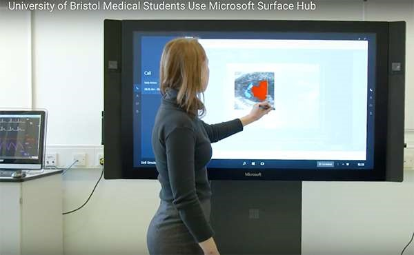 University of Bristol medical students use Microsoft Surface Hub.jpg