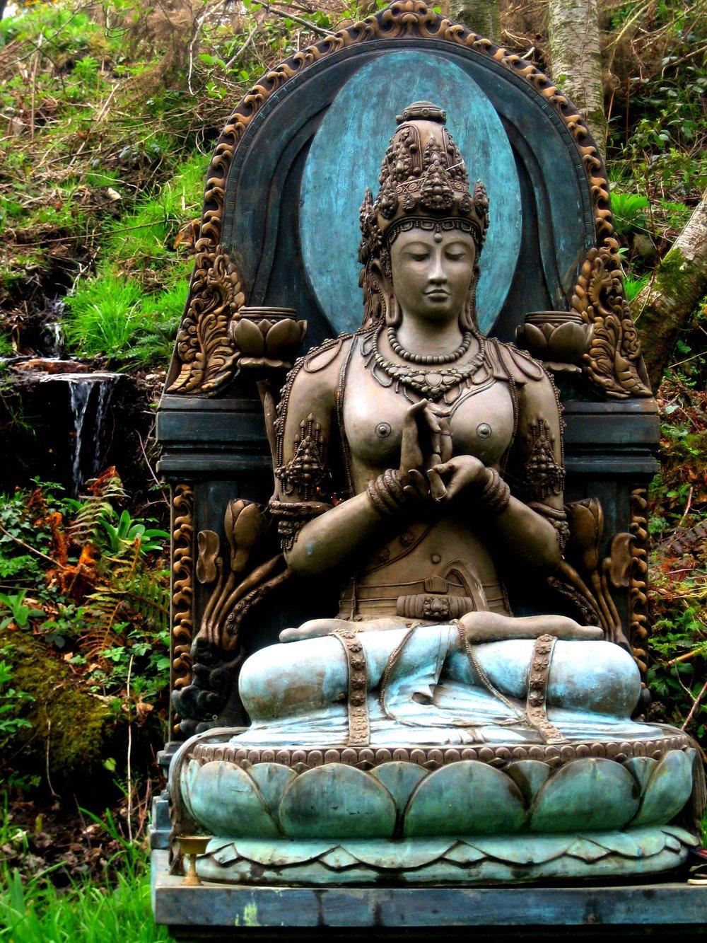 Prajnaparamita, the Perfection of Wisdom