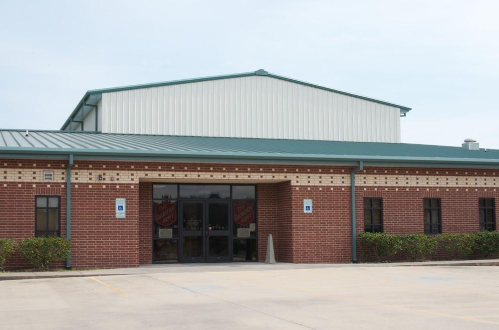 Salvation Army - Orange, Texas