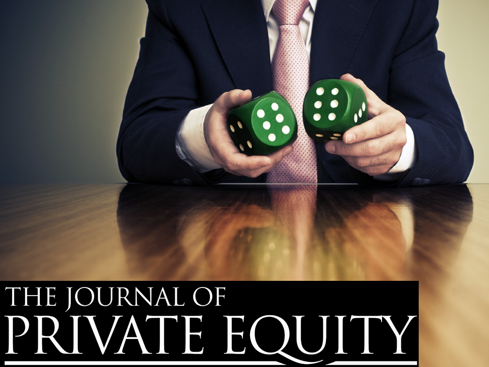 As featured in the Journal of Private Equity, Spring 2017 edition