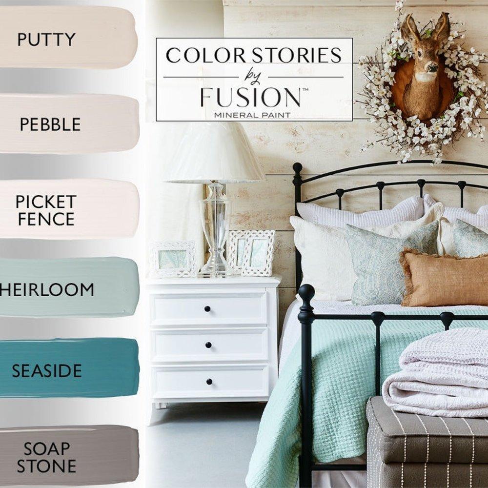 Furniture Paint Fusion Mineral Paint Colour Stories Claire S