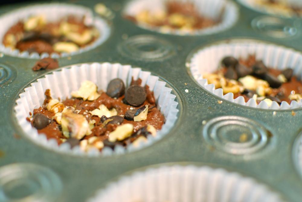 Gluten Free Walnut Brownies