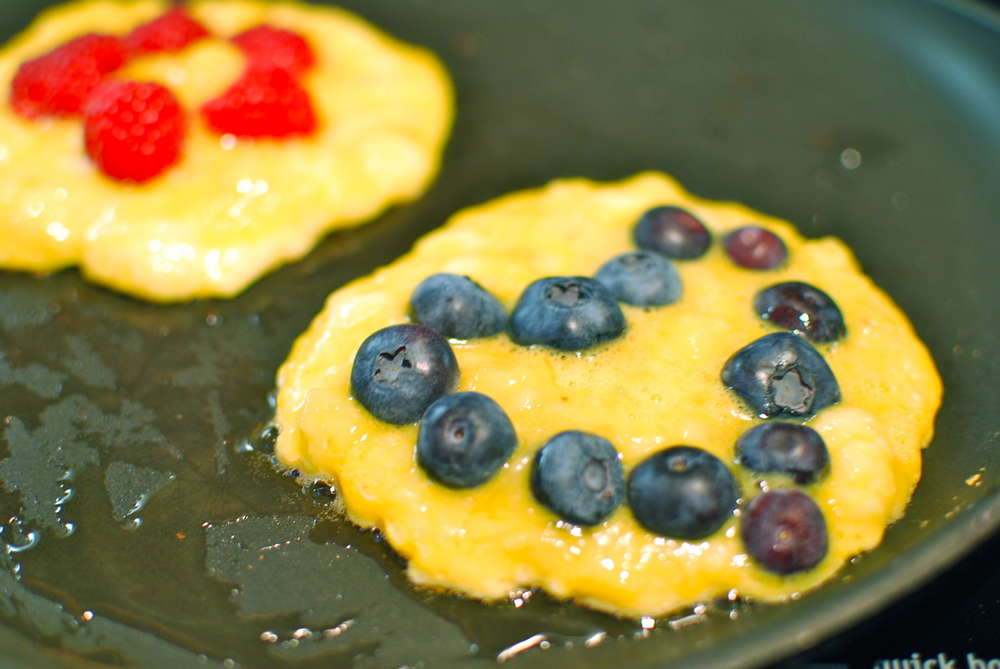 3 Ingredient Pancakes Paleo and Gluten Free