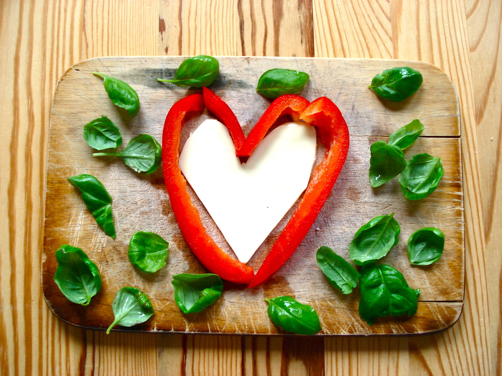 """There is no love greater than the love for food.. except for maybe love itself."""