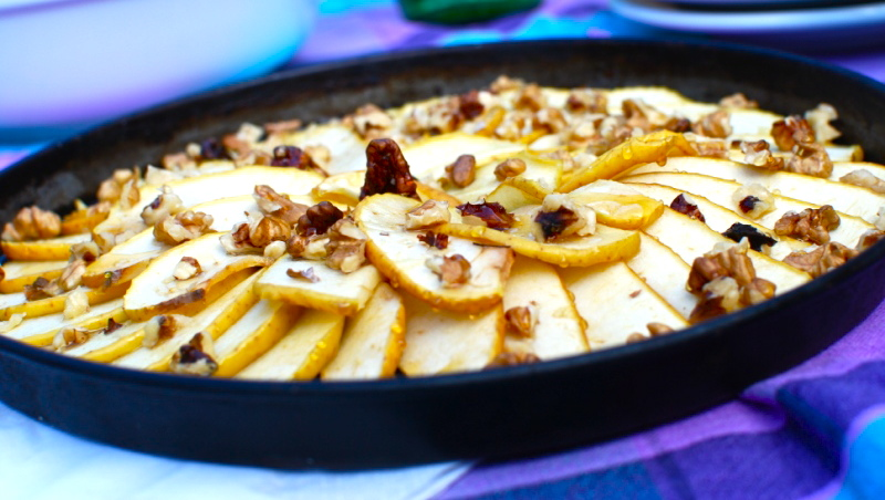 Crustless Apple Tart with Walnuts .jpg