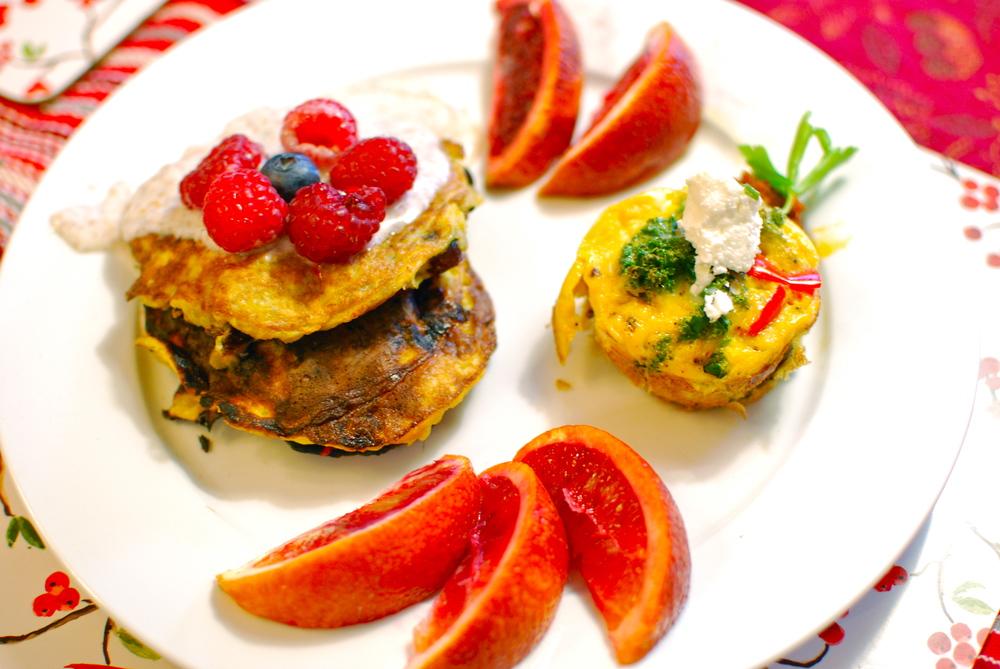 Mini Vegetable Frittatas Paleo Frittata Gluten Free Frittata Vegetarian Frittata The love of food blog