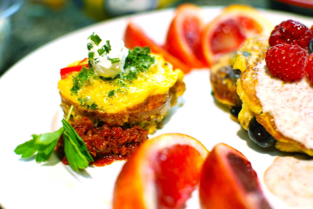 Mini Vegetable Frittata Recipe .JPG