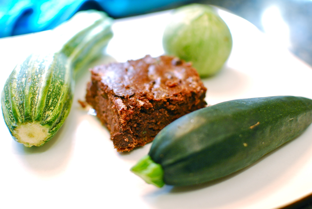 Flourless Zuchinni Brownies Paleo Brownies Gluten Free Brownies Healthy Brownies The Love of Food Blog