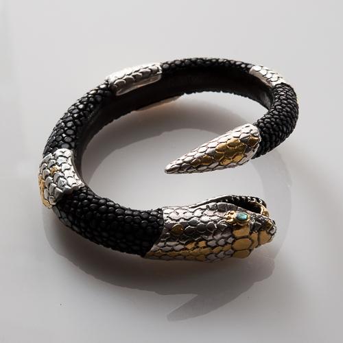 large gold snake bracelet-2.jpg