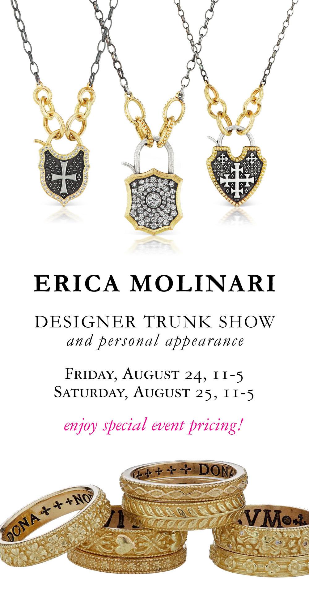 Erica Molinari Trunk Show Summer 2018 Event.jpg
