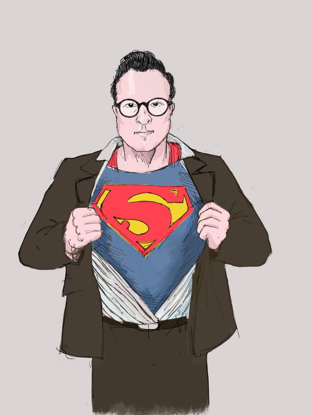 Brad Cook as Superman