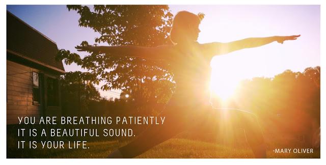 breathe loud, breathe proud : wholehearter yoga
