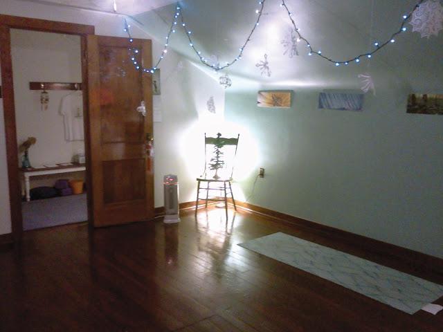 yoga studio revamp : wholehearter