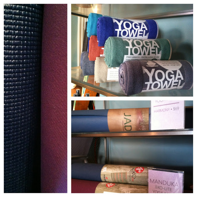 how to choose a yoga mat : wholehearter yoga