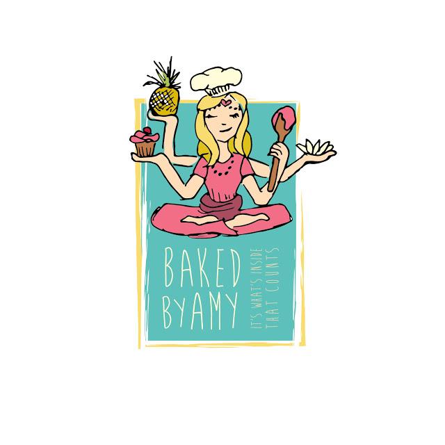 baking goddess : logo concept