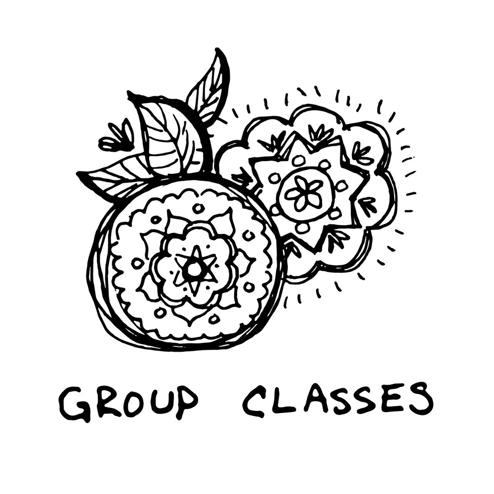 EVENTS, WORKSHOPS & GROUP CLASSES IN THE LAUREL HIGHLANDS.