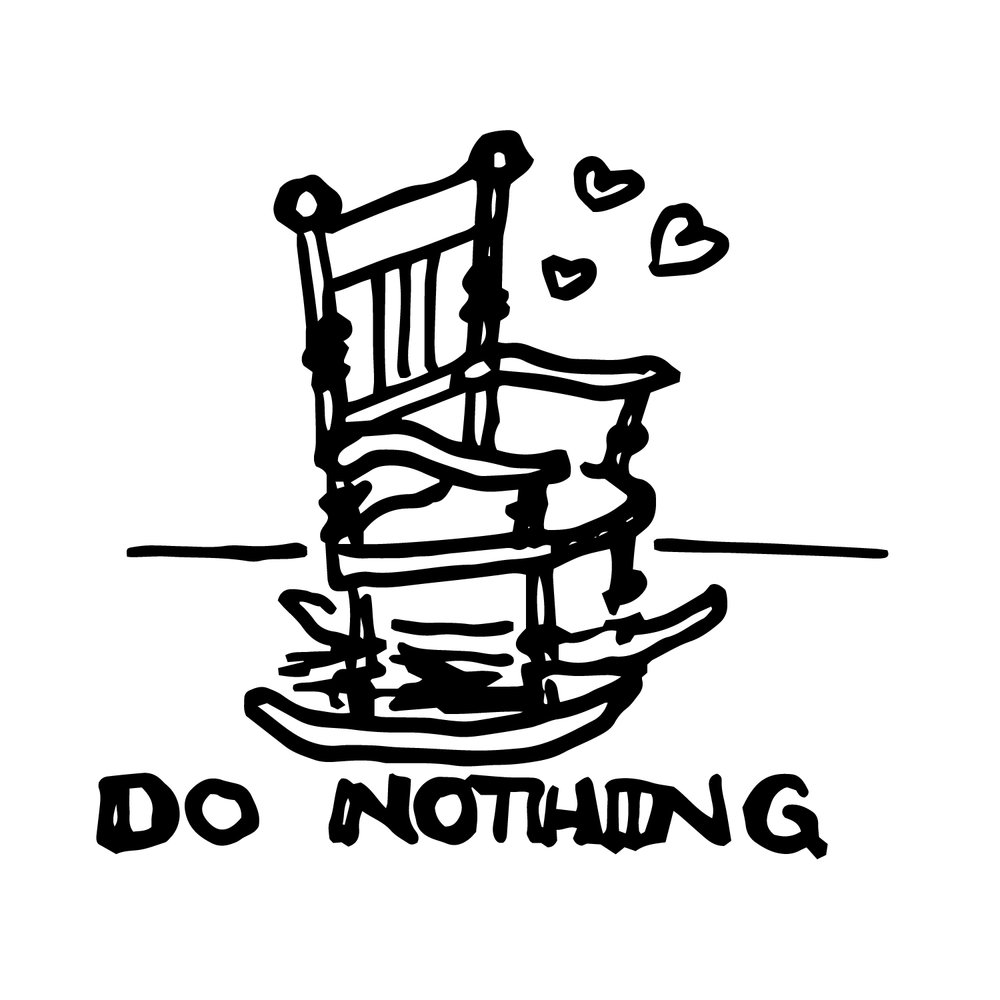 8 of 10 Keys to Live Wholeheartedly: DO NOTHING