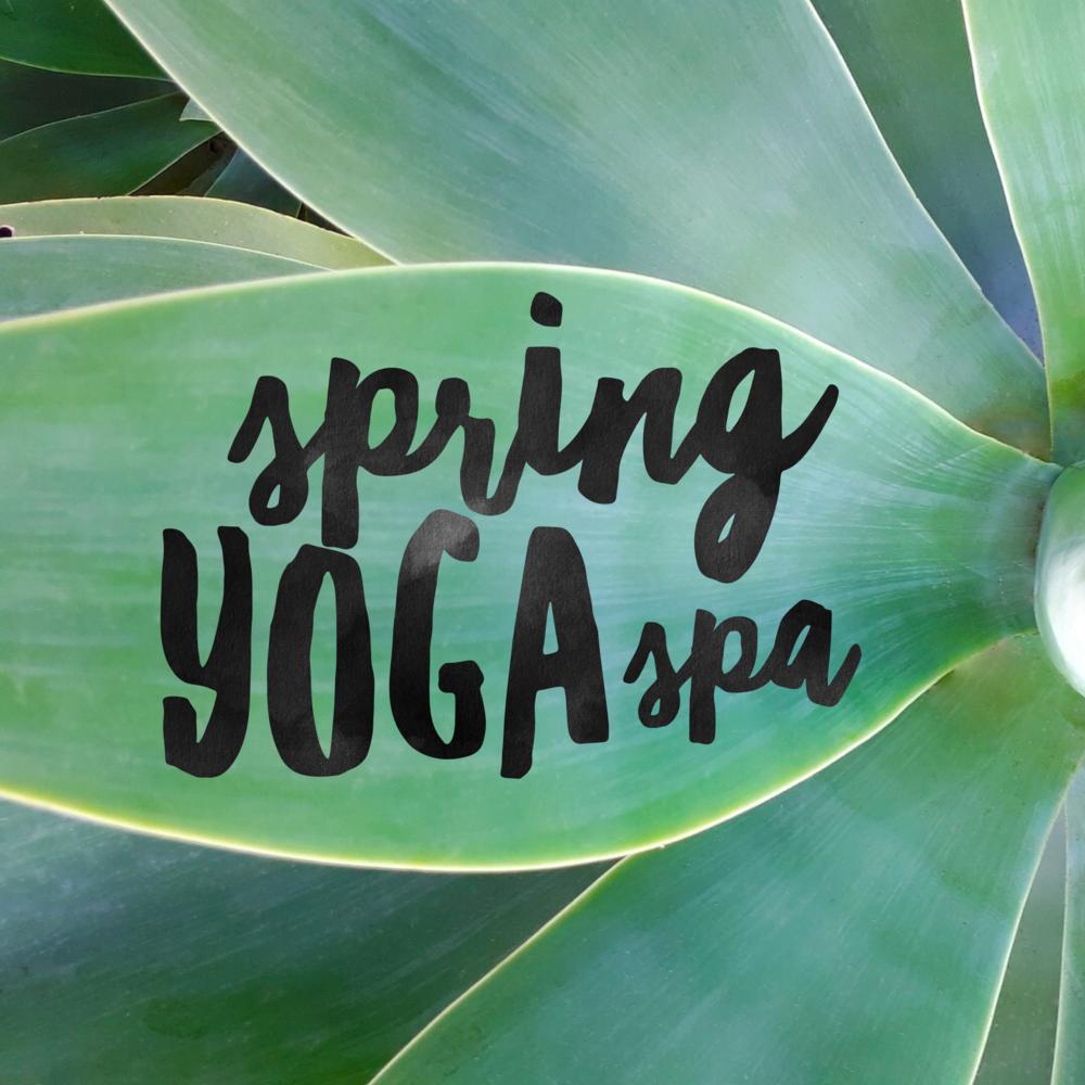 spring yoga spa