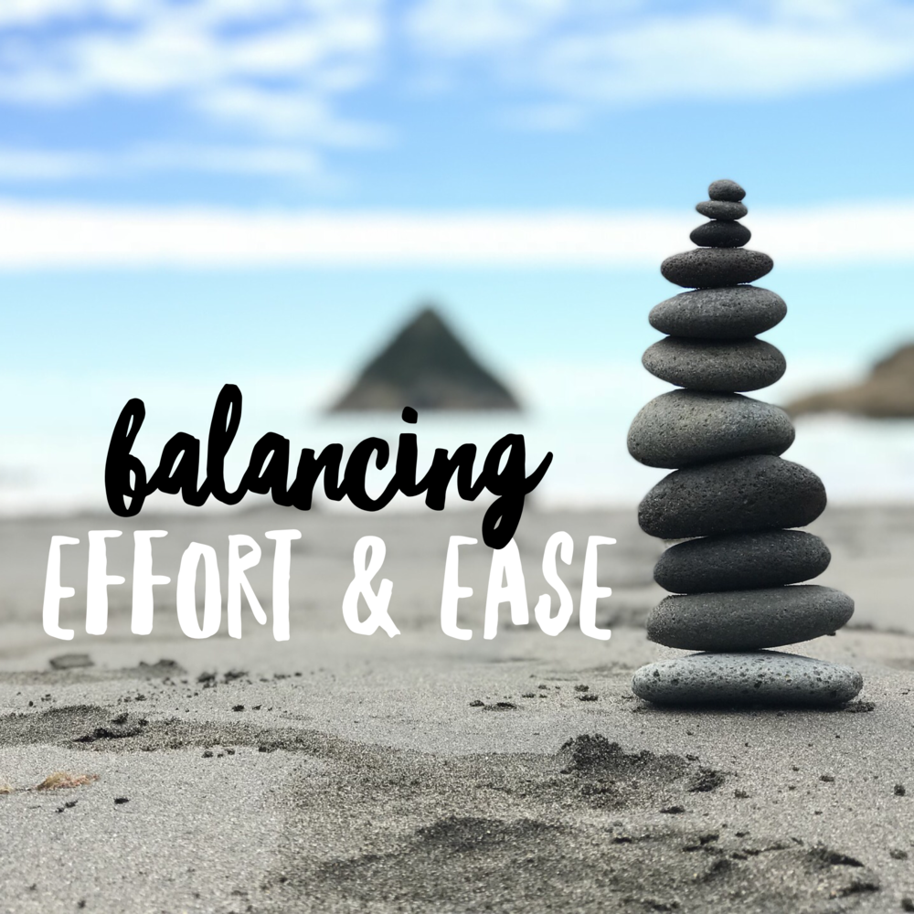 Balancing Effort & Ease: Wholehearter Yoga