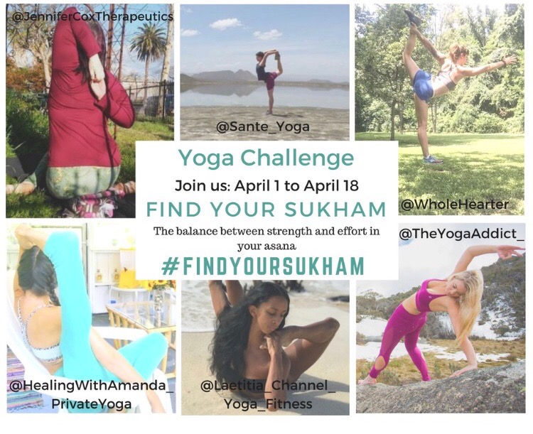 Find Your Sukham