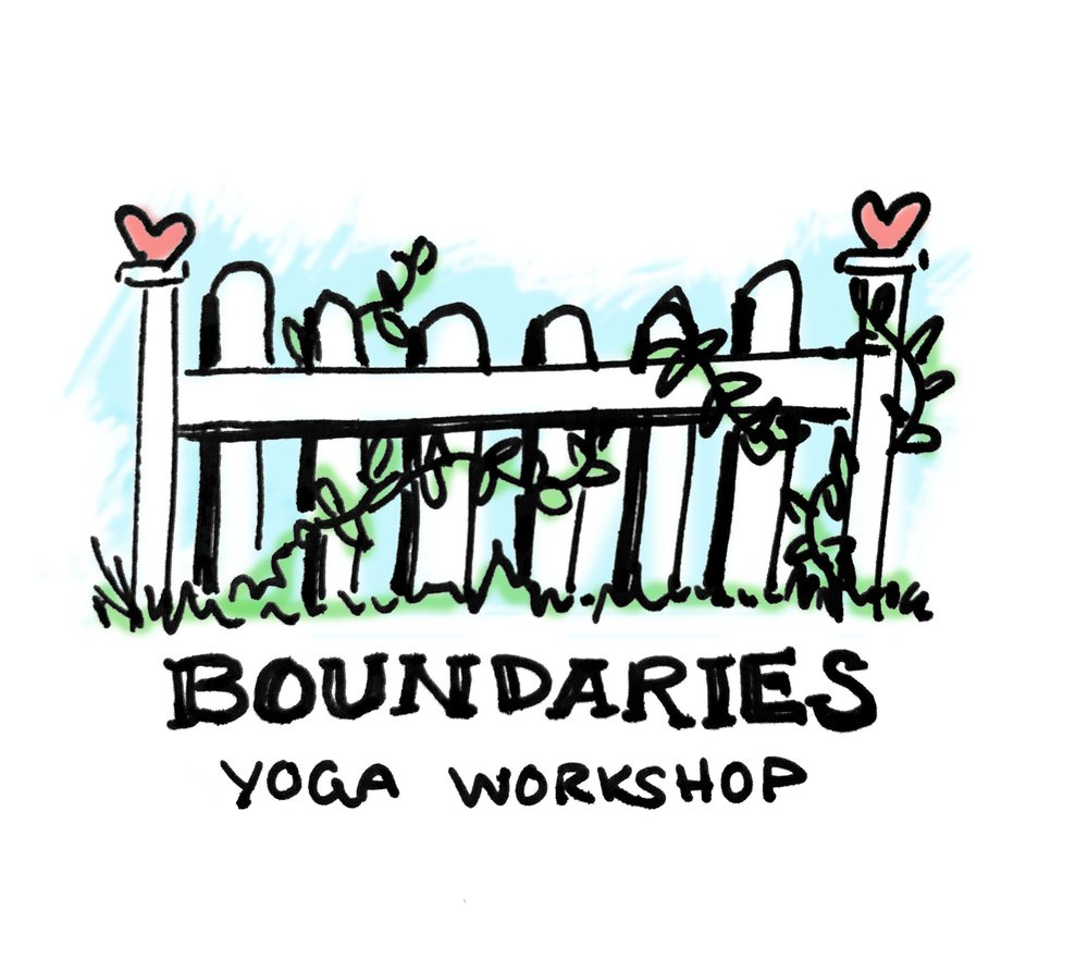 Boundaries Yoga Workshop - Canada