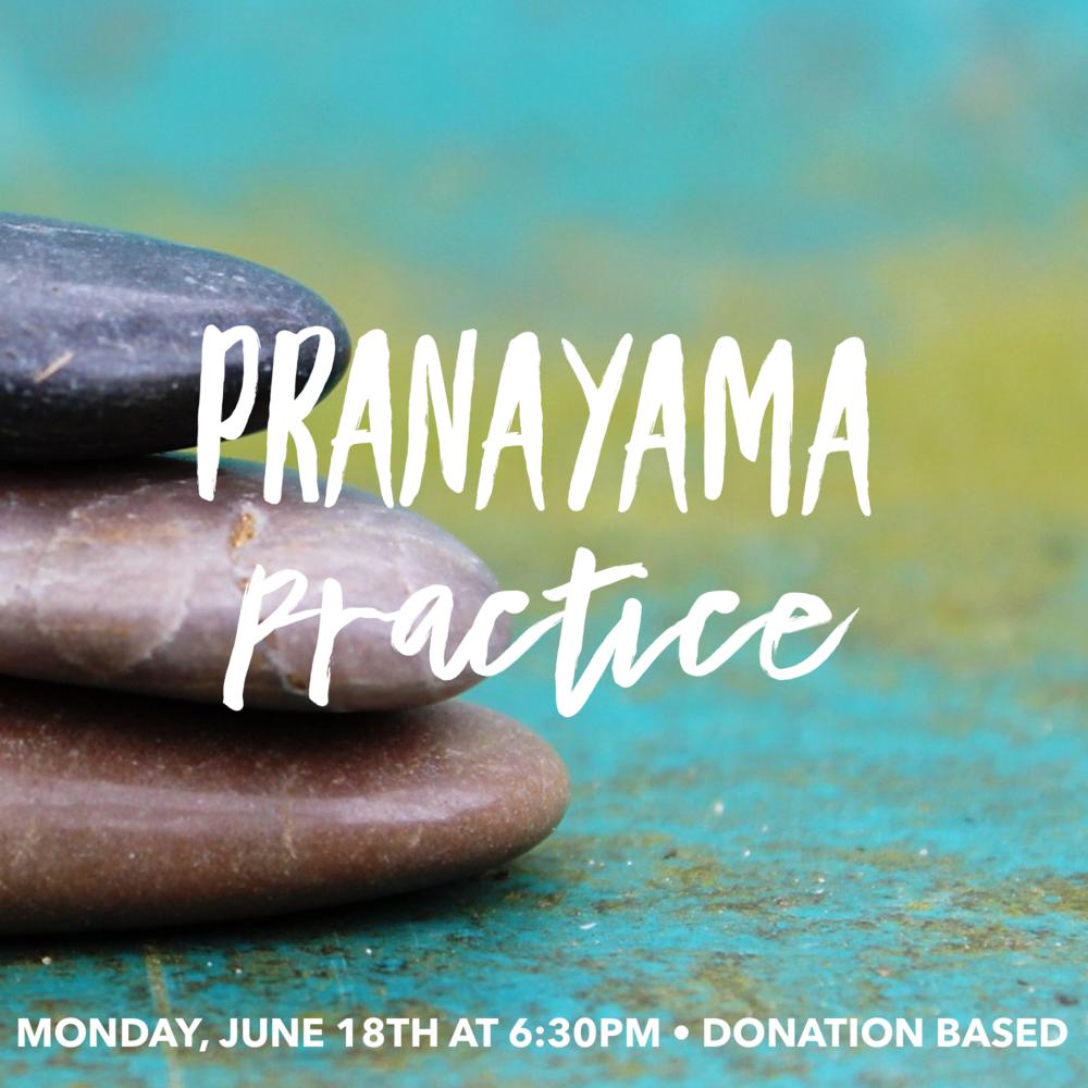 Free Pranayama Practice