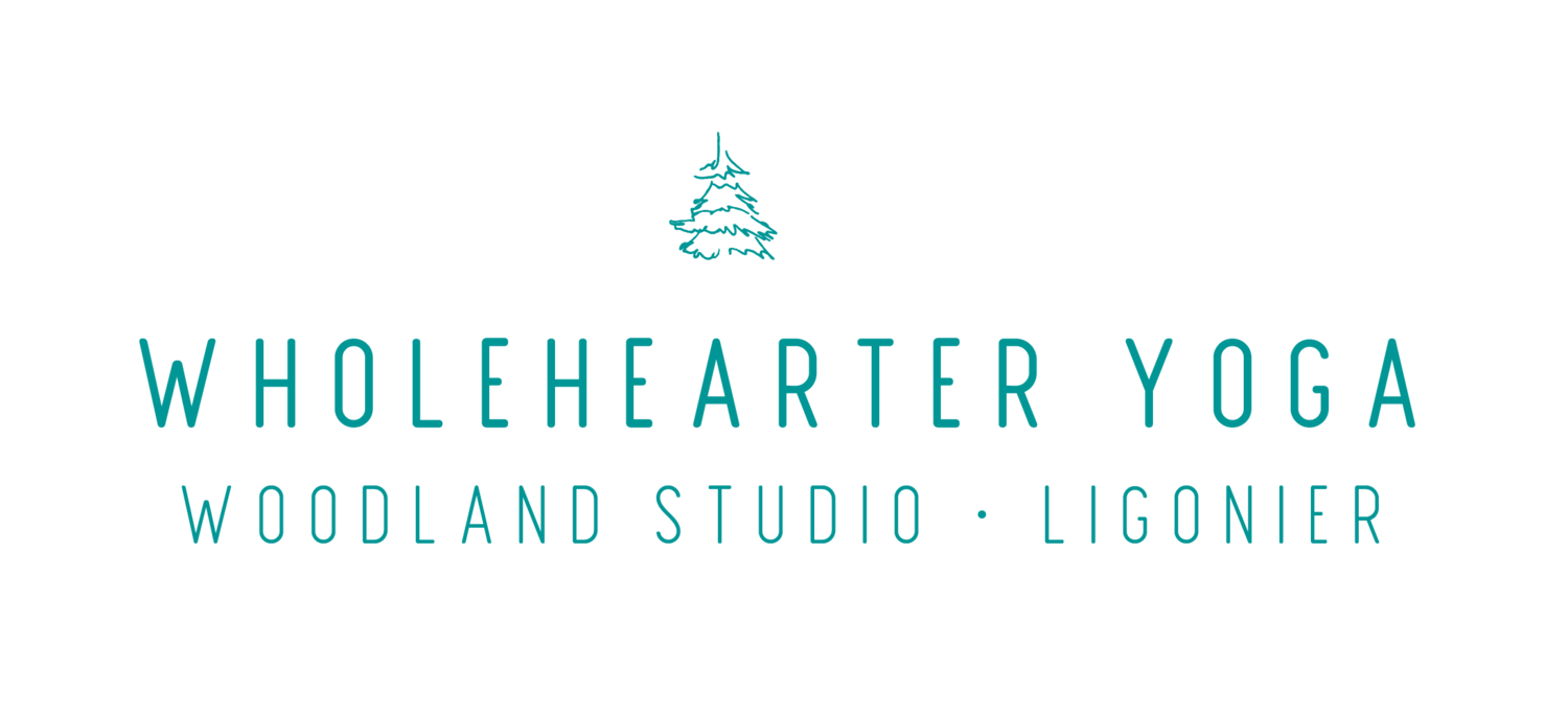Wholehearter Yoga • Woodland Studio in Ligonier