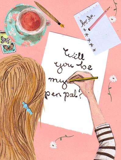 Dear Annie// Illustration via Tumblr