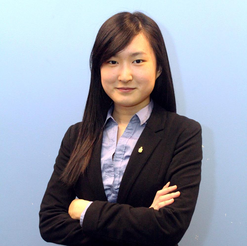 Jasmine Liu    EY