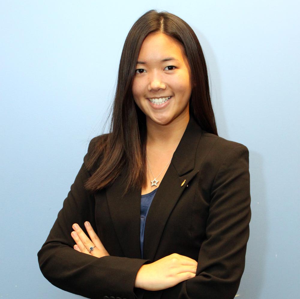 Megan Chiu  EY
