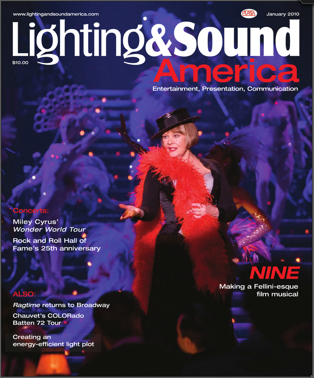 Lou Mannarino- Lighting & Sound America
