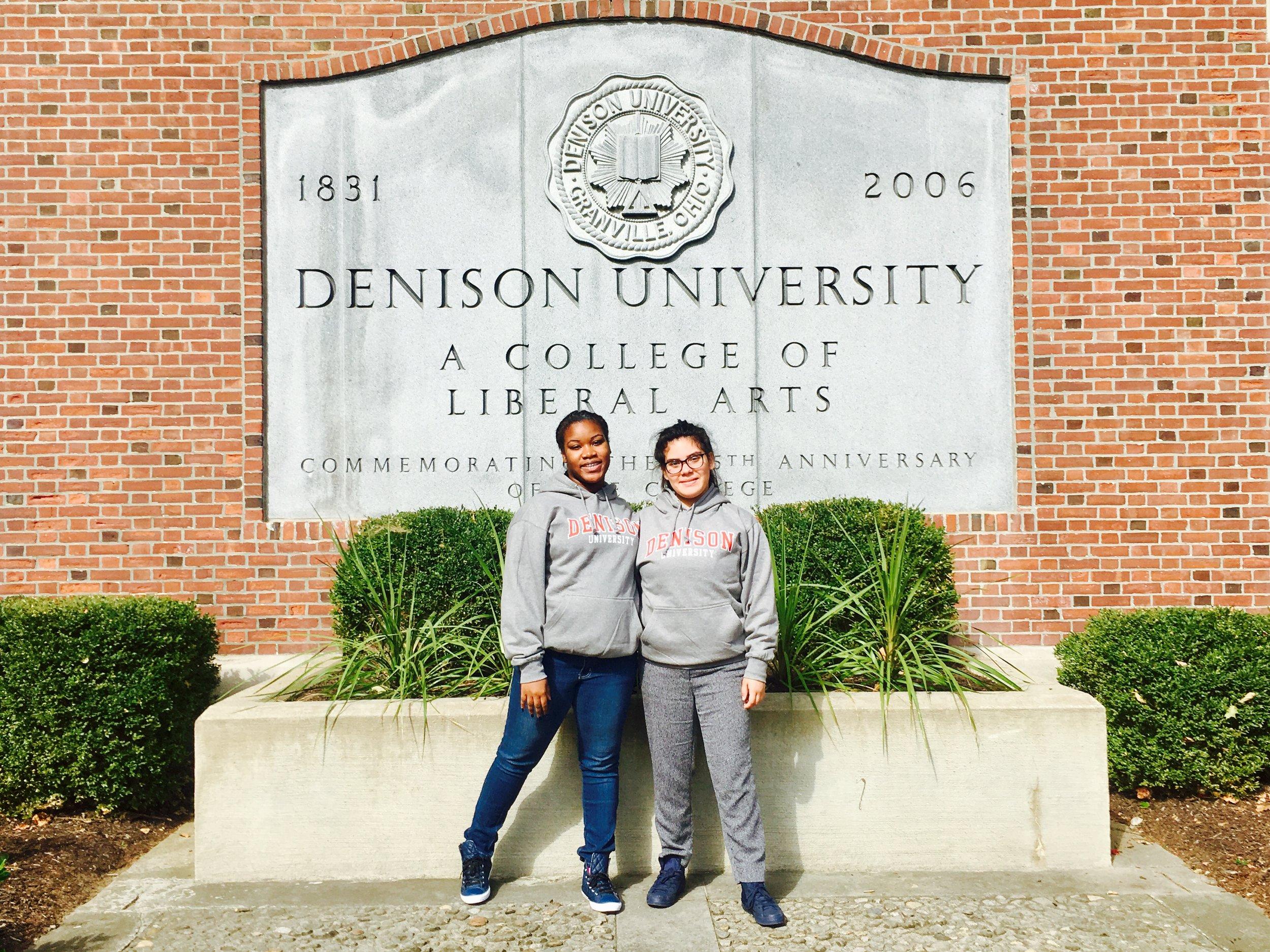 Why denison university essay