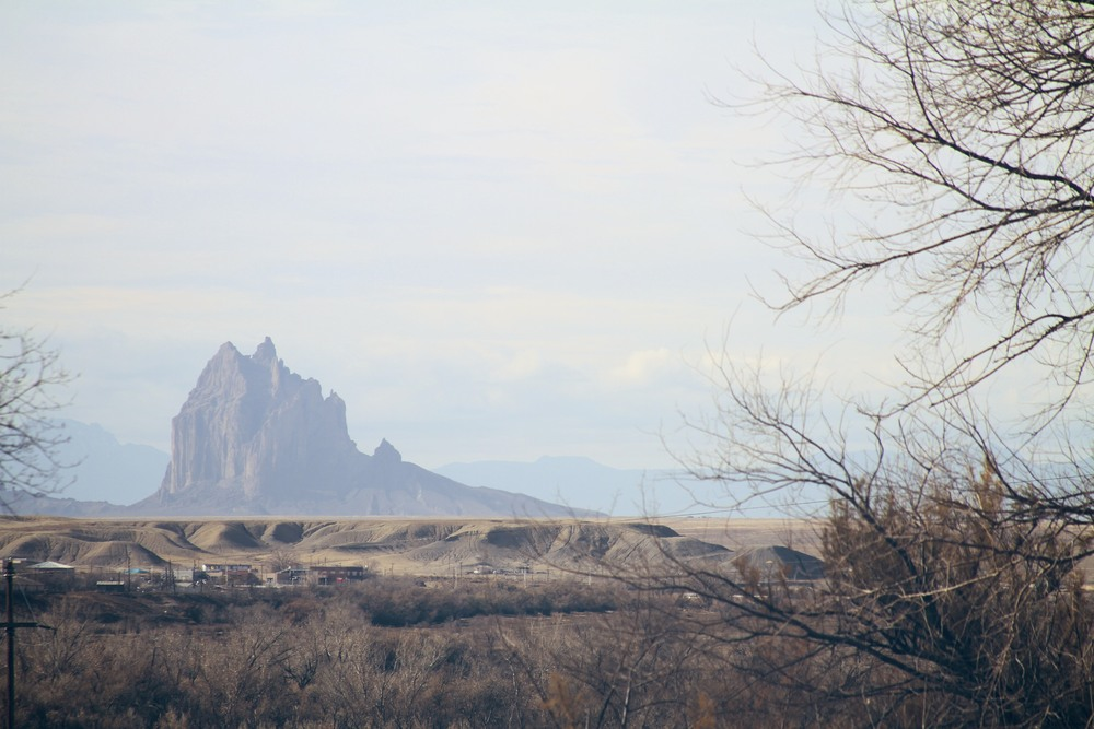 Mordor... or something, New Mexico
