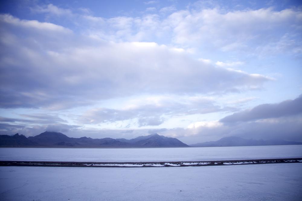 Salt Flats.