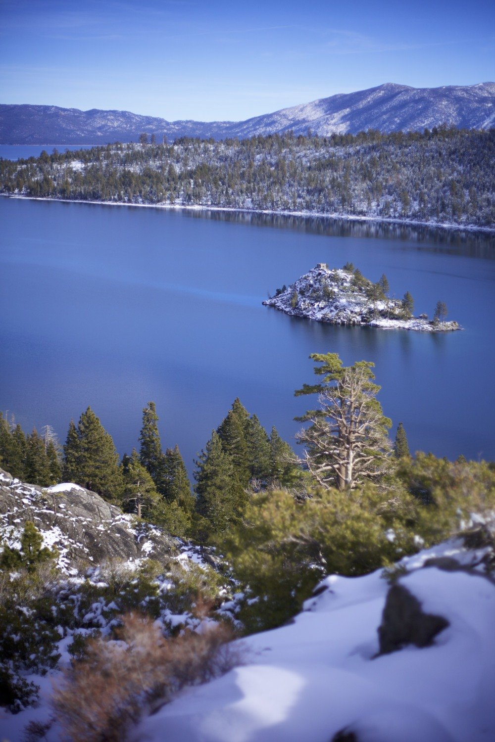 Emerald Bay. Unbelievable.