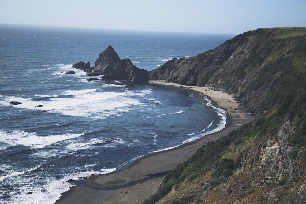 Oregon Coastline.