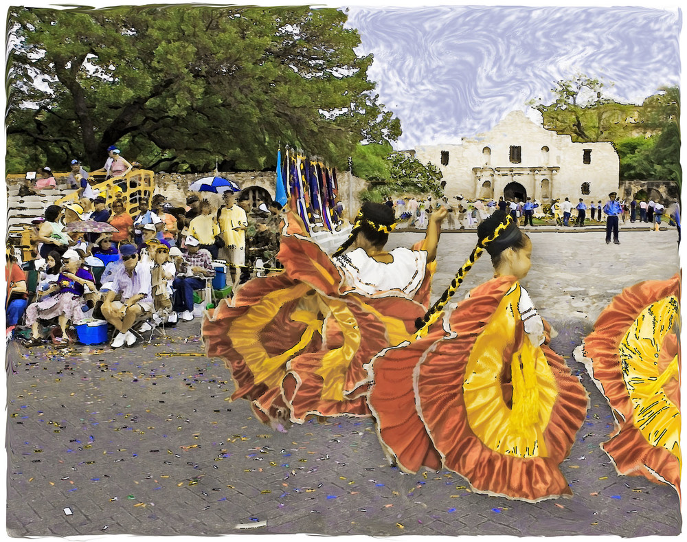 Alamo Dancers