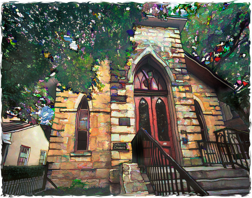 La Iglesia Pequeña