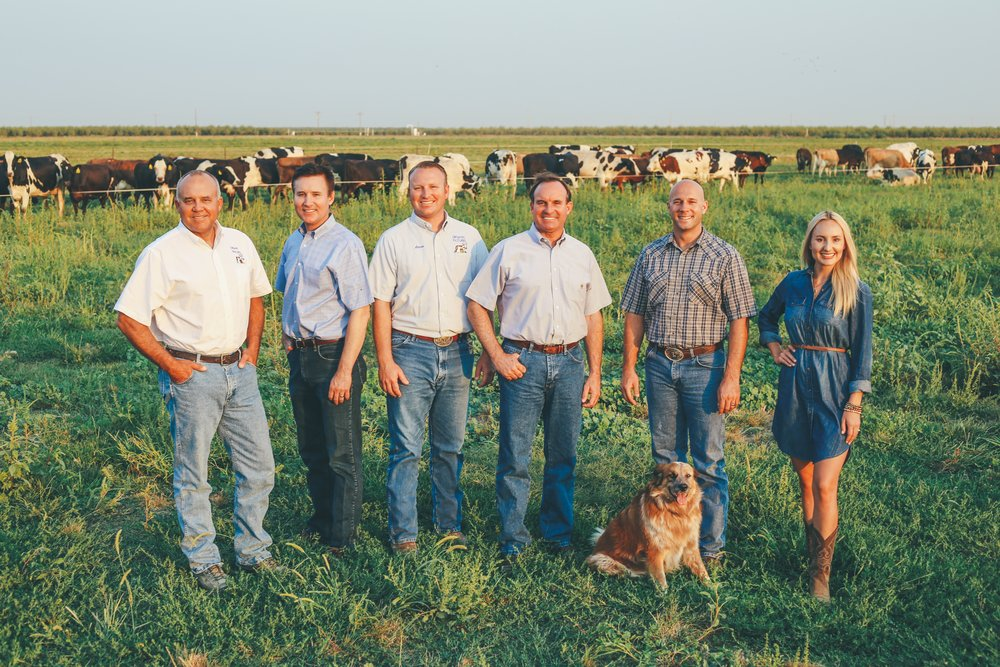ORGANIC PASTURES Founders and Owners